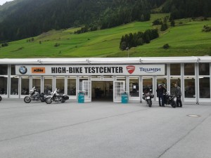 High-Bike-Testcenter Paznaun