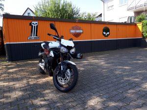 Motorradgarage Hotel Zum Schwalbennest