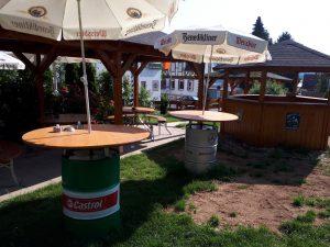 Biergarten Hotel Zum Schwalbennest