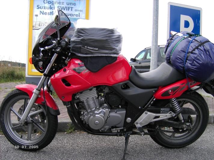 Zu Kurze Beine Zum Motorradfahren Motorradode