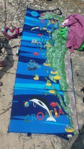 Strandmatte-de-Luxe