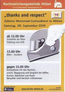 Motorrad-Gottesdienst Ahlten @ Evangelische Martinskirchengemeinde Ahlten | Lehrte | Niedersachsen | Deutschland