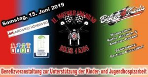 11. Biker4Kids Motorrad-Korso @ Automeile Höherweg, Düsseldorf-City | Düsseldorf | Nordrhein-Westfalen | Deutschland